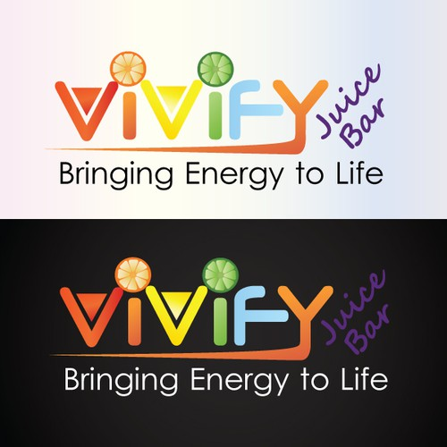 New logo wanted for VIVIFY juice bar