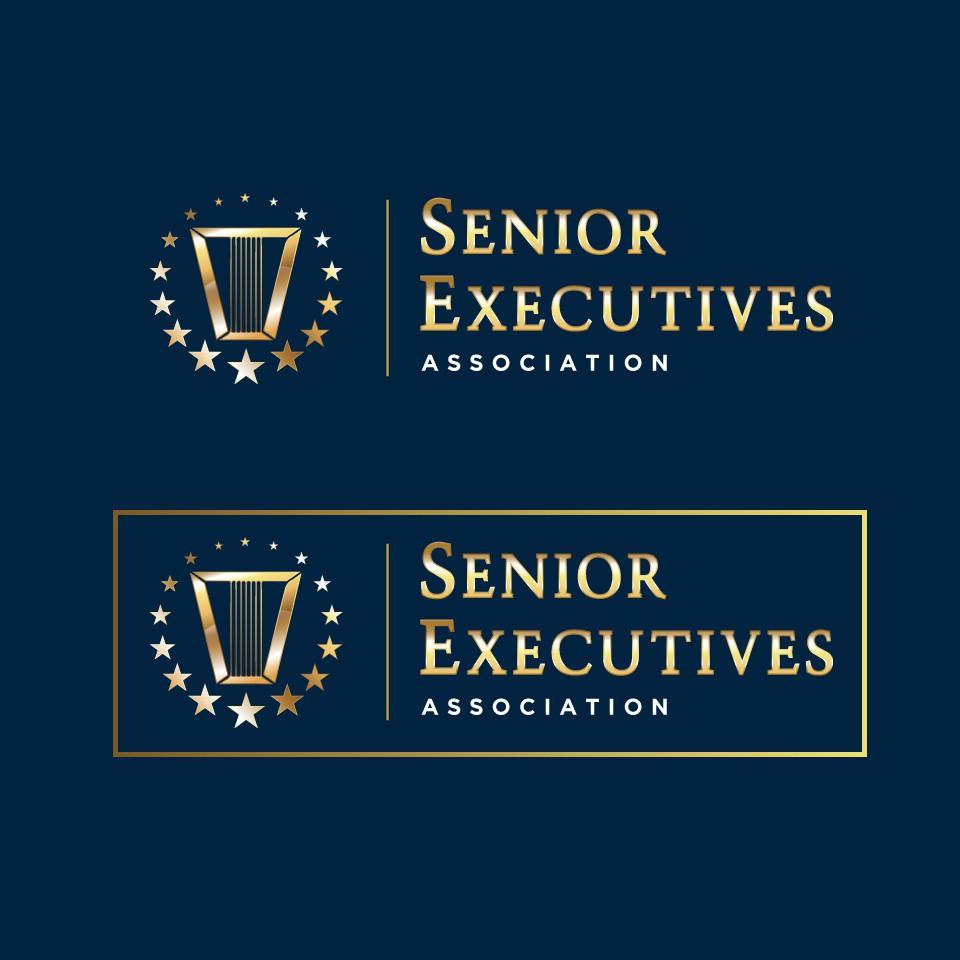 Design Logo Representing Senior Executives in Government