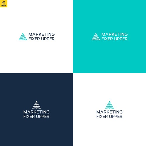 Marketing Fixer Upper Logo