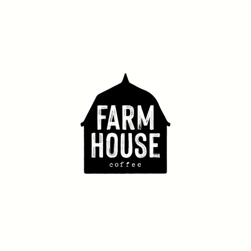 Logo Concept for Farm House Coffee