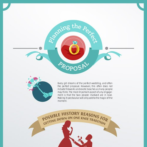 Planning the Perfect Proposal Infographic