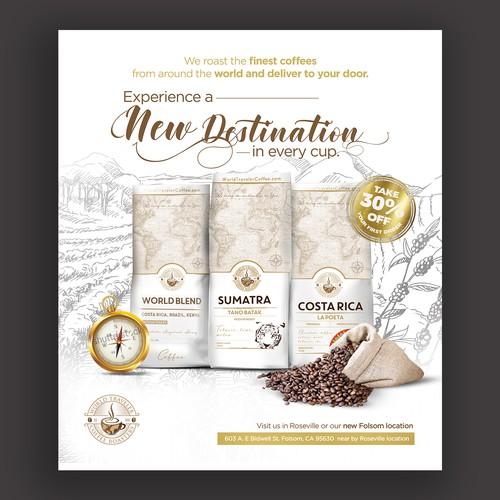 Coffee Magazine ad