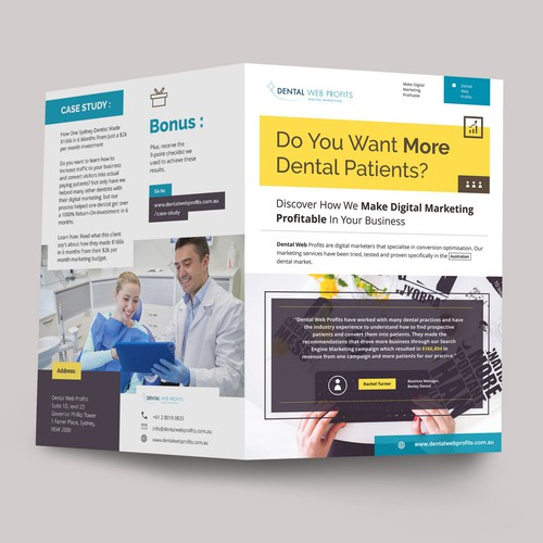 Dental Web Profits - Brochure