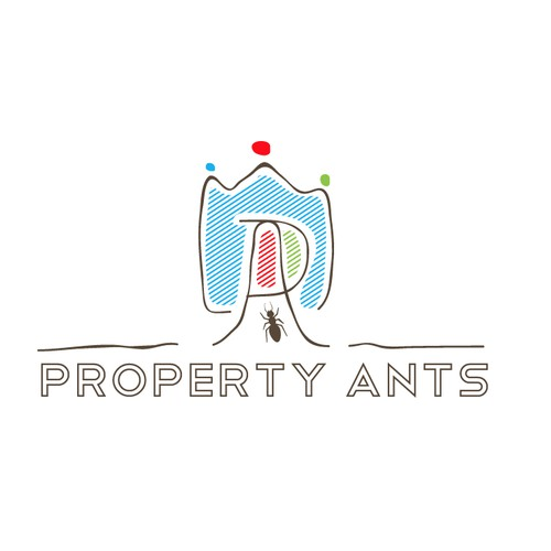 Help Property Ants with a new logo