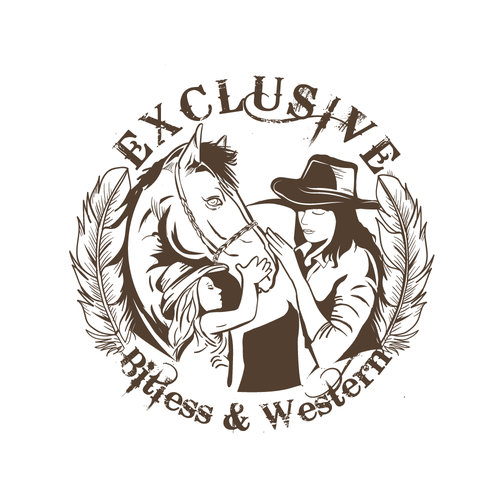 Exclusive Bitless & Western
