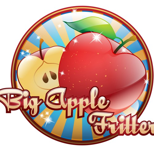 logo for Big Apple Fritter