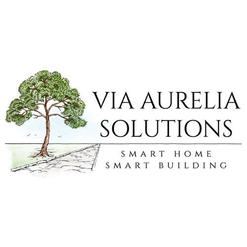 "Logo for ""Via Aurelia Solutions"""