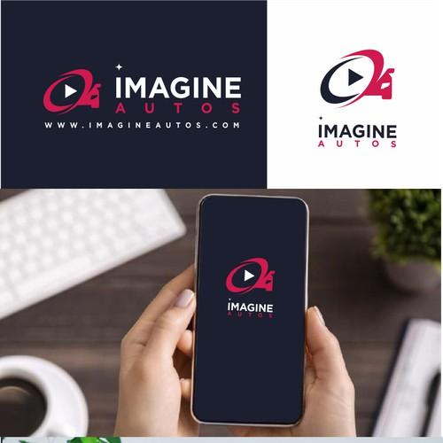 Imagine Autos Logo