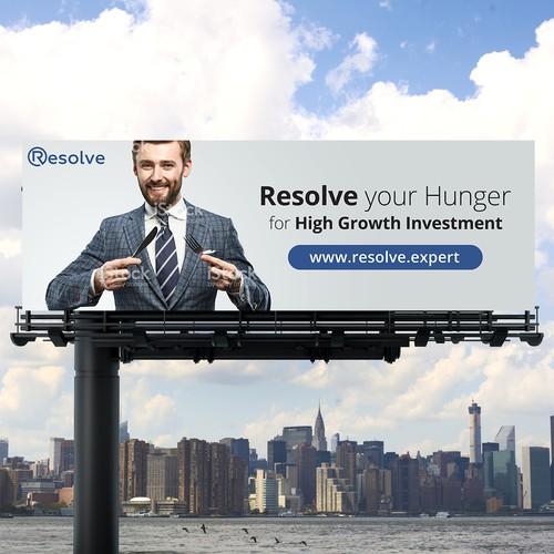 Billboard Design for High Profile Australian Campaign
