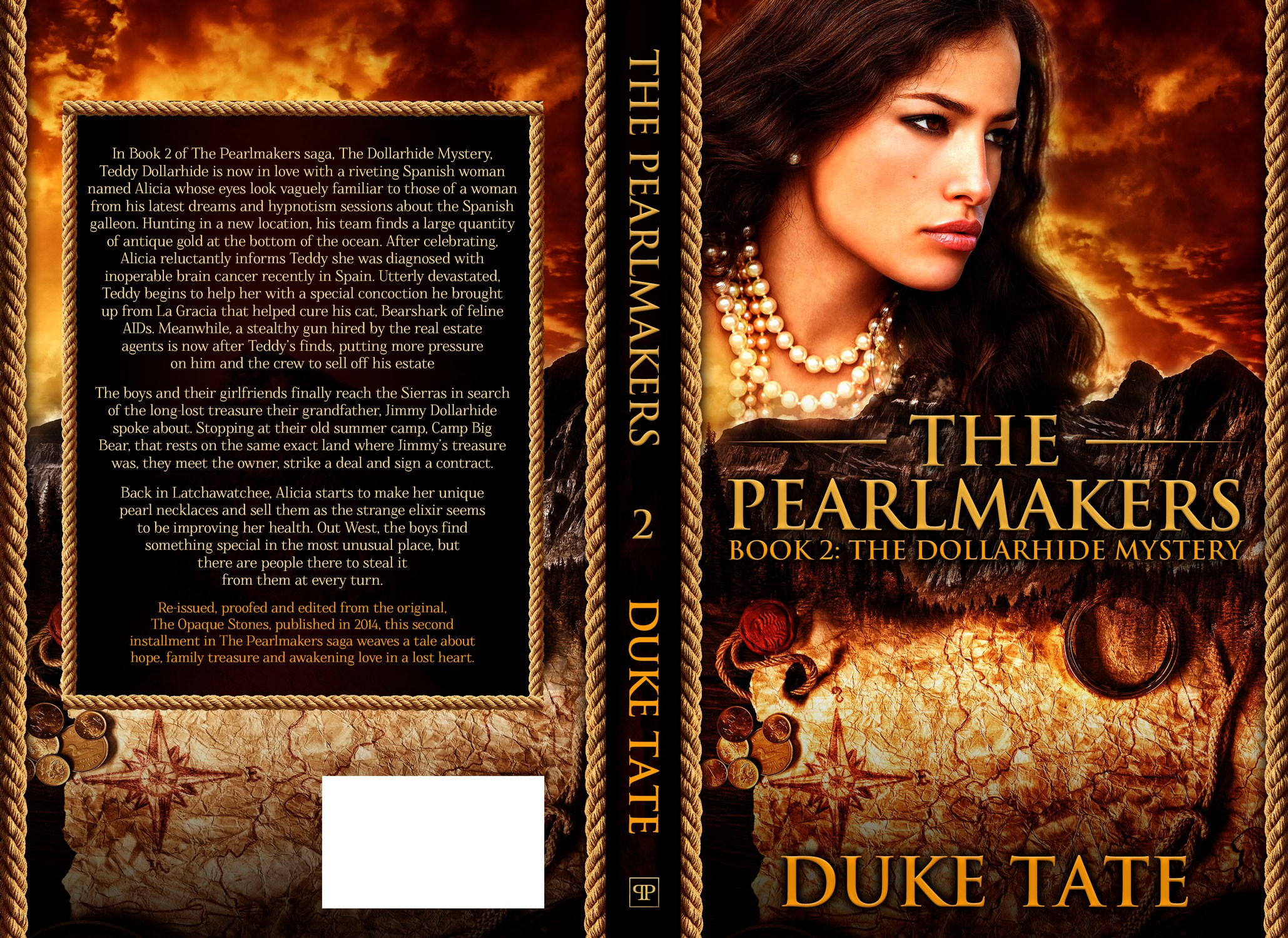 THE PEARLMAKERS THE DOLLARHIDE MYSTERY - Book 02