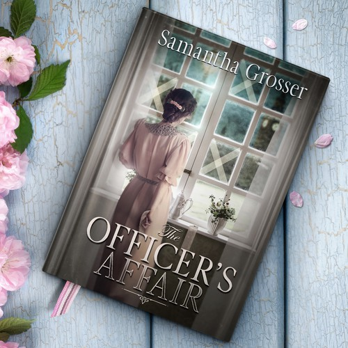 Book cover The Officer's Affair