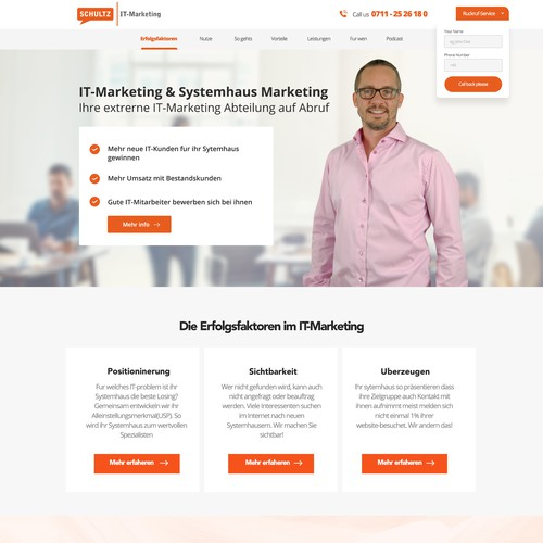 Marketing Web design#2