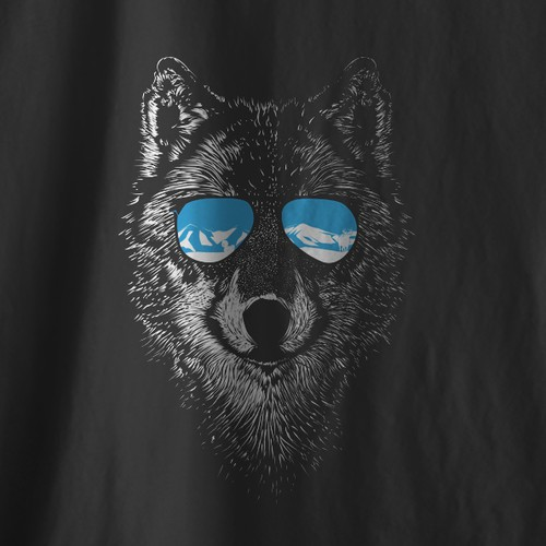 Design for t-shirt company