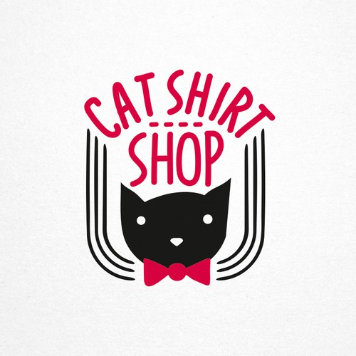 Cat Shirt Shop Logo
