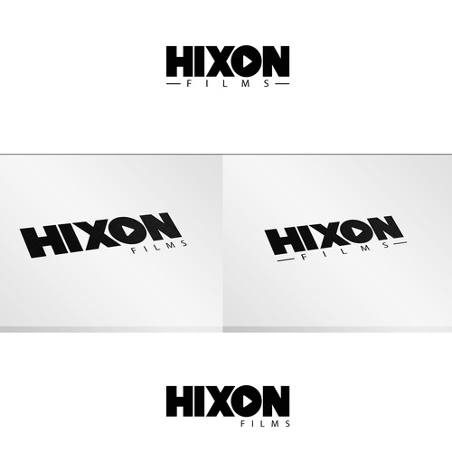 Create a fun but professional logo for Hixon Films