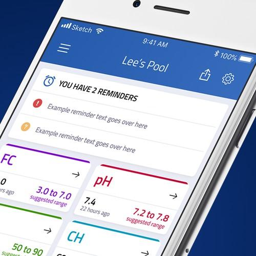 Pool Math App