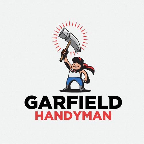 He should be Garfield!