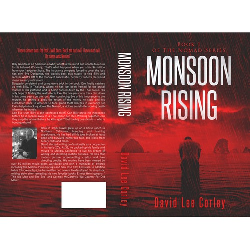 'Monsoon rising' book cover