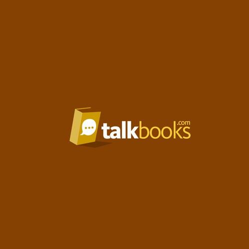 TalkBooks.com Logo