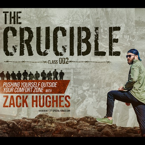 """""""The Crucible"""" First Concept Design"""
