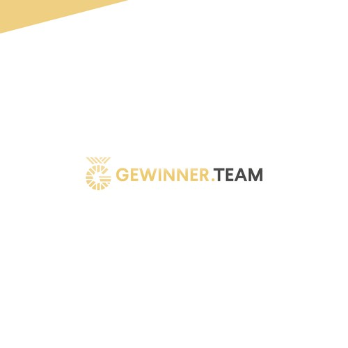 Logo Design for Gewinner.team