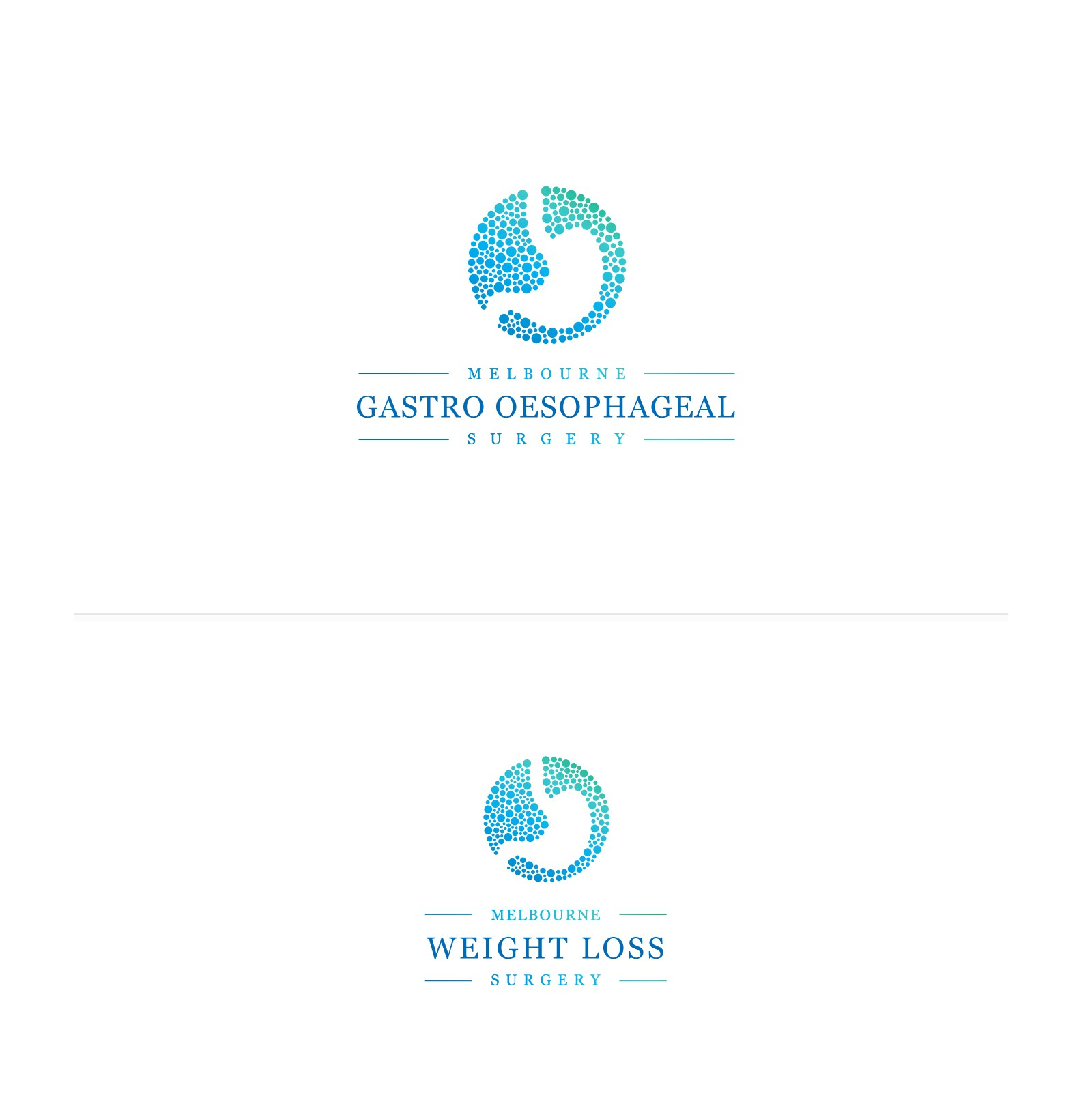 Premium surgical service requires up to date sophisticated and engaging logo.