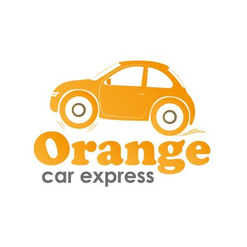 Orange Car Express needs a new logo