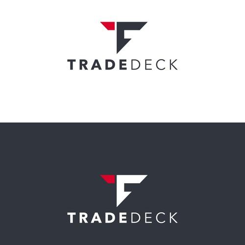 Trade deck logo
