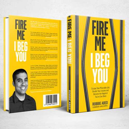 Book cover for Fire Me I Beg You