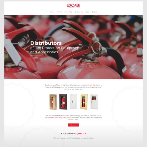 Fire Extinguishers & Cabinet Company