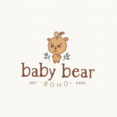 Baby bear boho
