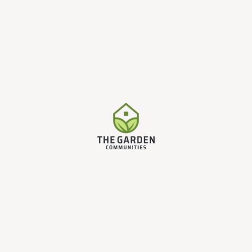 The Garden Communities Logo Design