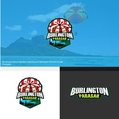 Burlington Parasail