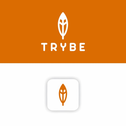 TRIBE social network application Try. Be