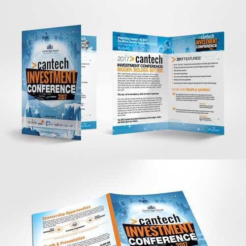 Investment Conference  Brochure