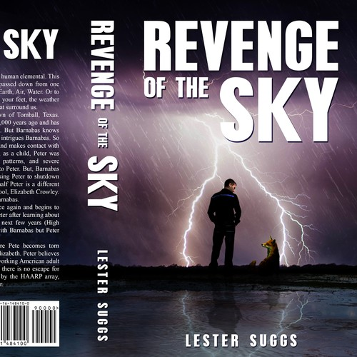 Revenge of the Sky book covers