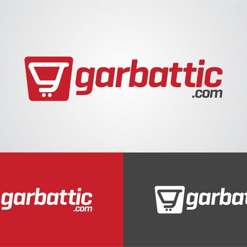 E Commerce Logo for garbattic