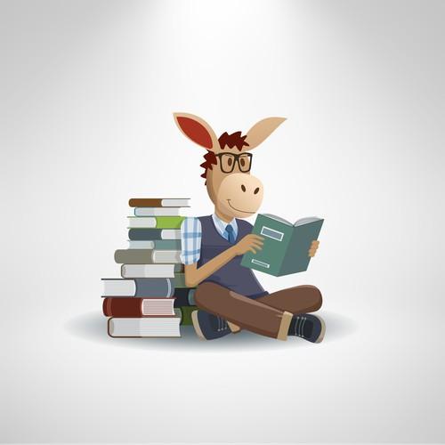 Donkey student