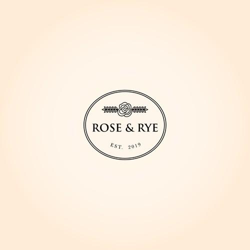 rose & rye logo