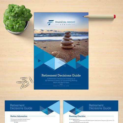 Design a professional retirement planning checklist