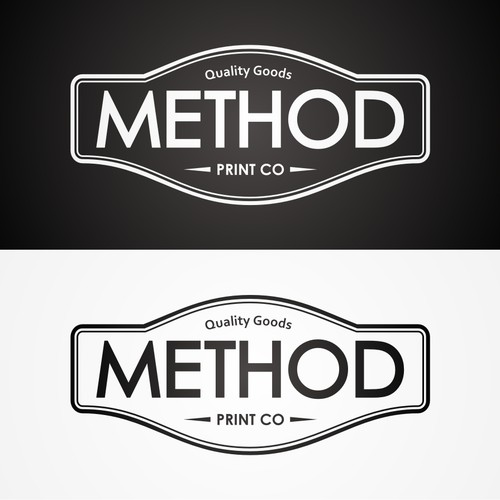 Boutique Screen Printing Company Needs Modern Logo Without T-Shirt Graphic!!!