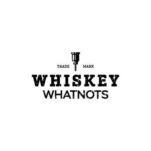 logo conceps for WHISKEY WHATNOTS