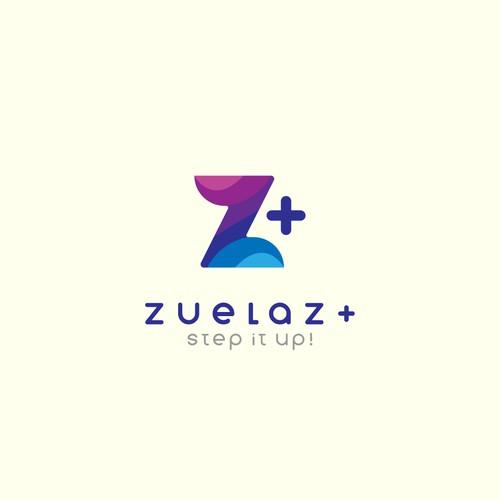Fun logo concept for zuelza+