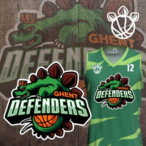 Ghent Defenders Basketball Team