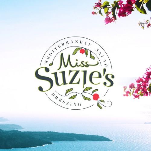 Miss Suzie's Mediterranean Salad Dressing