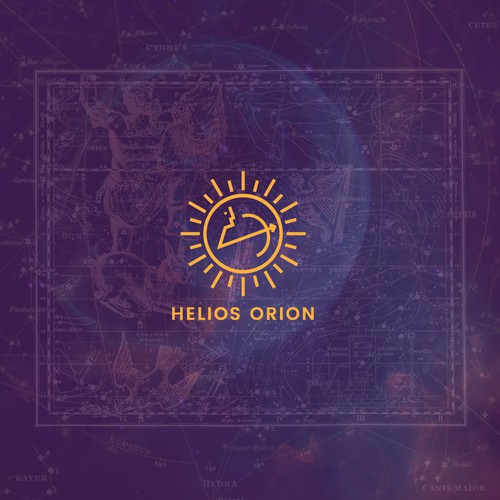 Helios with a Orion inside