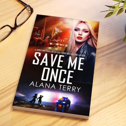 Book title: Save Me Once
