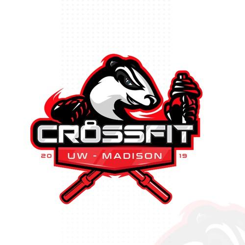 Logo for Brand Crossfit