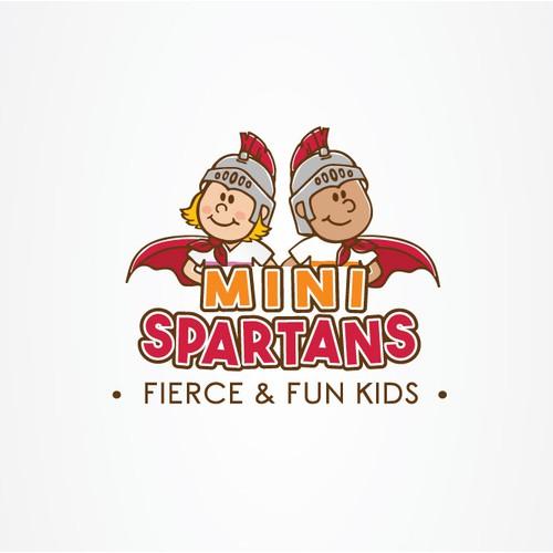 Mini Spartans Logo