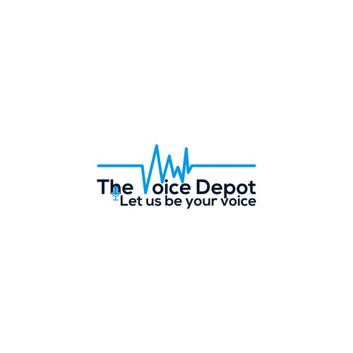 Help 'The Voice Depot' find its voice!
